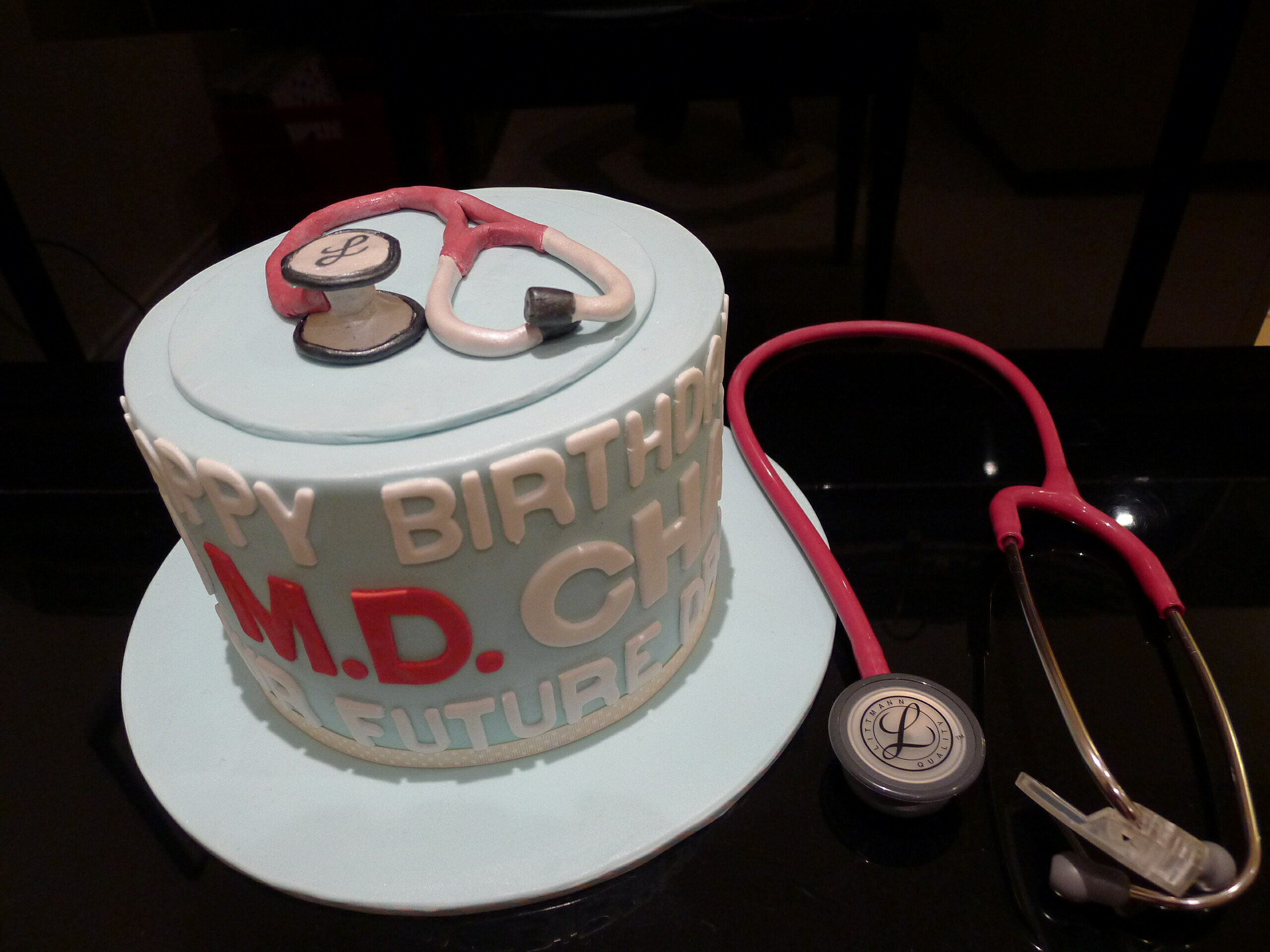 Cake With Name For Doctor : Birthday Cake For A Medical Doctor ~ Image Inspiration of ...